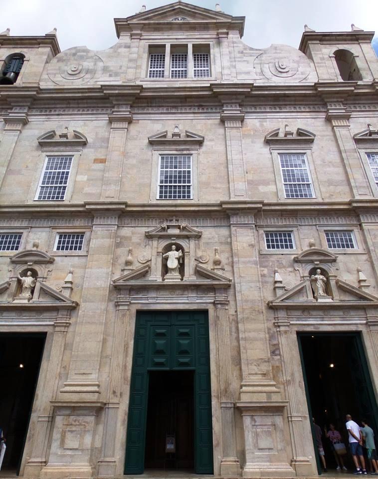 Missa do Natal é celebrada na Catedral Basílica de Salvador