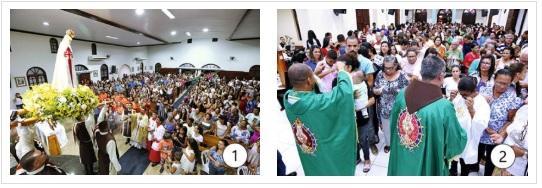 Missões Marianas no interior da Bahia