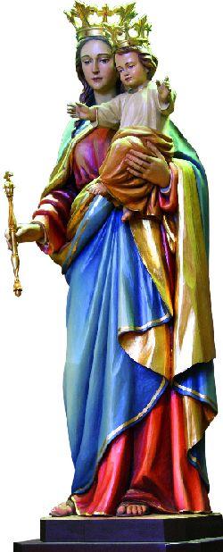 A imagem que fez São João Bosco exclamar