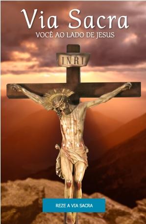 Medite a Paixão de Jesus