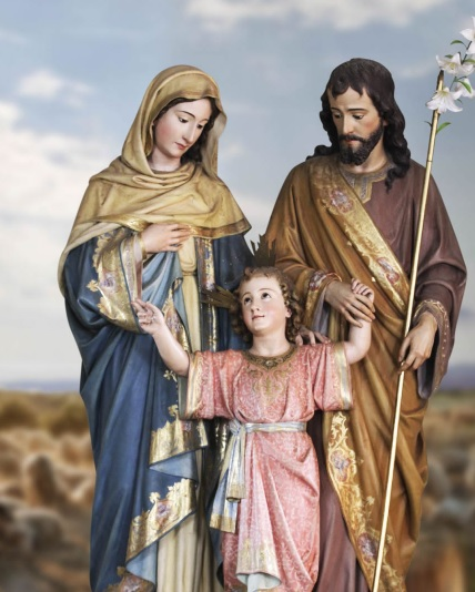 São José: pai de Jesus, esposo de Maria, padroeiro da Santa Igreja
