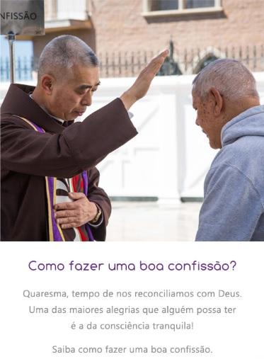 Confissão: Paz e Alegria!