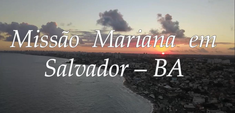 Cavalaria de Maria em Salvador (BA)